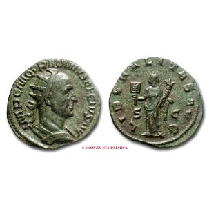TRAIANO DECIO, DUPONDIO, 249-251 d.C.