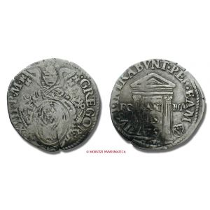 Stato Pontificio, GREGORIO XIII, Boncompagni, 1572-1585, GIULIO, 1575